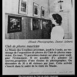 25e Anniversaire du Club de photo mauricien.