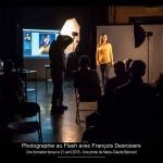 Photographie au Flash avec François Desrosiers