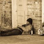90 - Musicien fatigué
