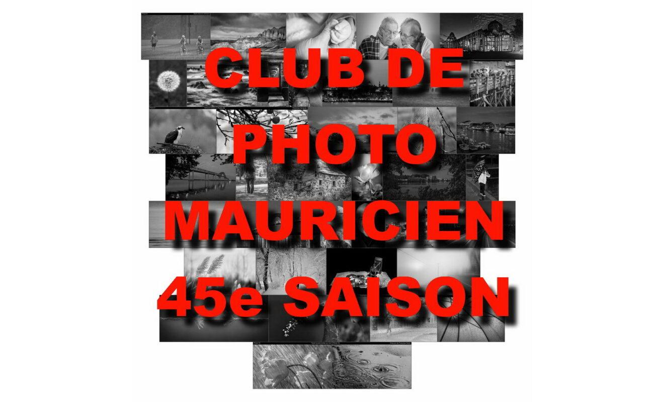 Présentation de la 45e saison du Club de photo mauricien